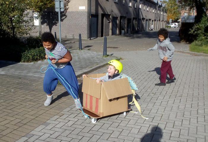 Orvita - bouwen en spelen